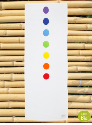 Yoga and Meditation Wellness sheet in Bamboo
